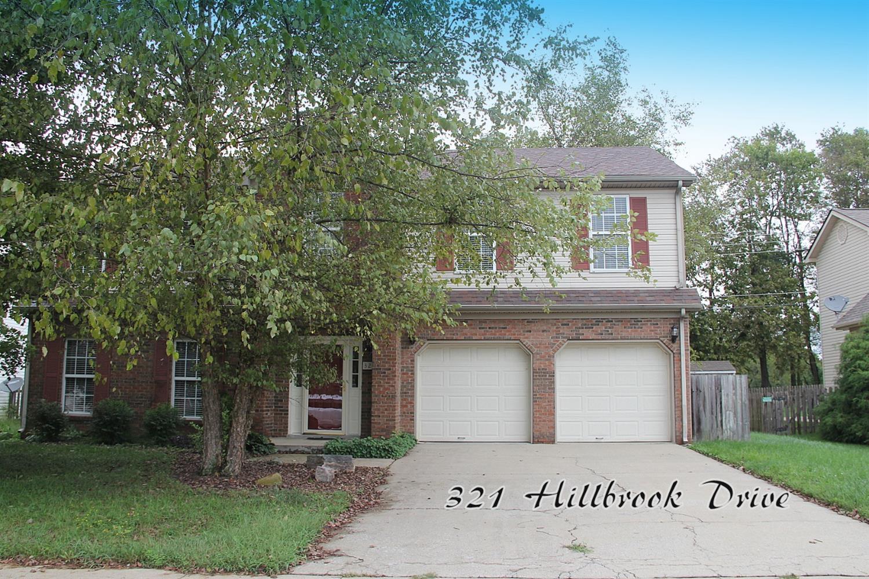 321 Hillbrook Dr, Nicholasville, KY 40356