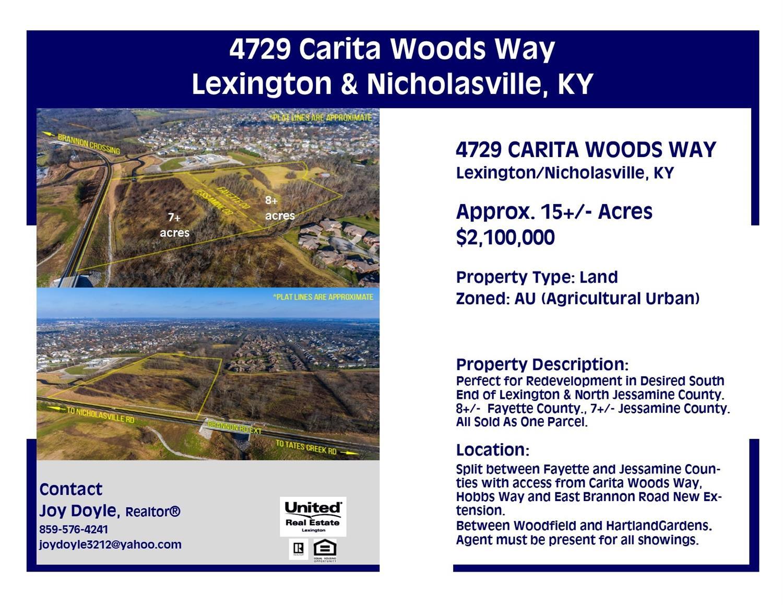 4729 Carita Woods Way, Nicholasville, KY 40356