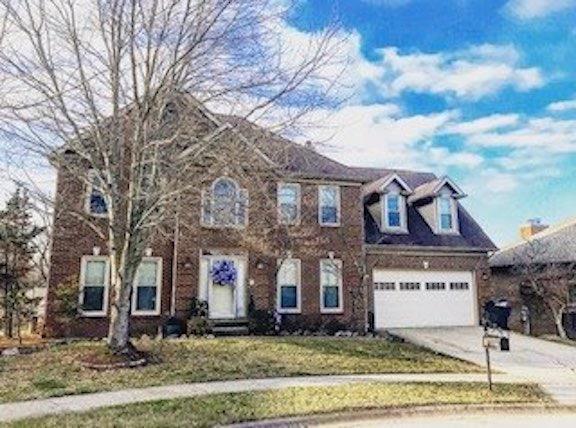 2604 Fireside Cir, Lexington, KY 40513