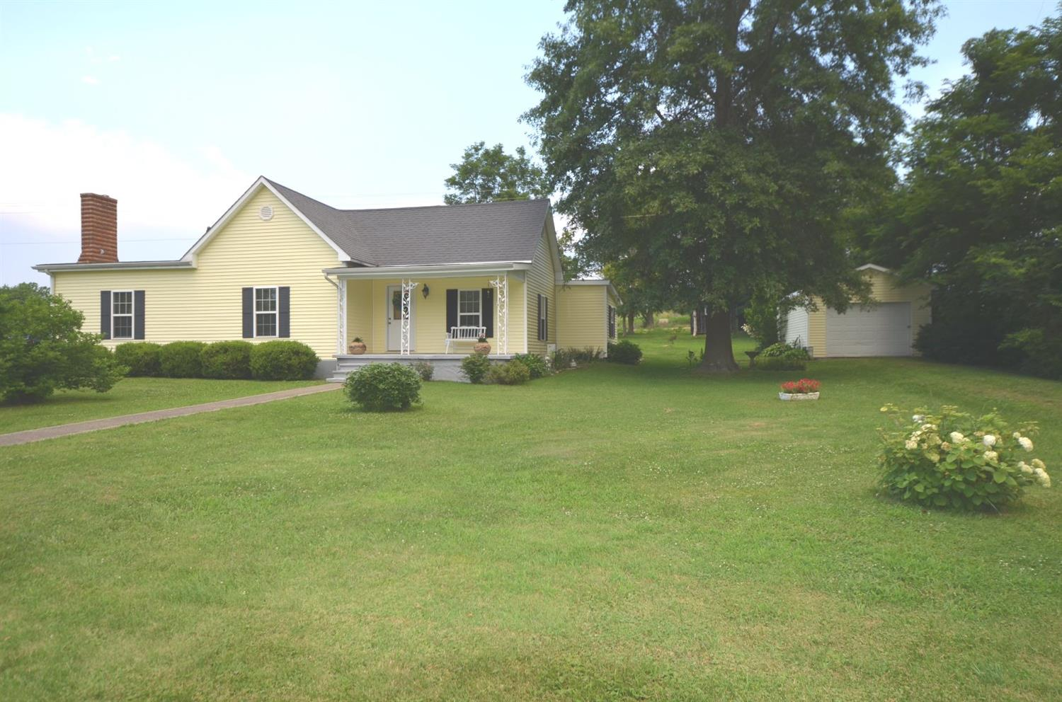 3165 Cornishville Road, Harrodsburg, KY 40330